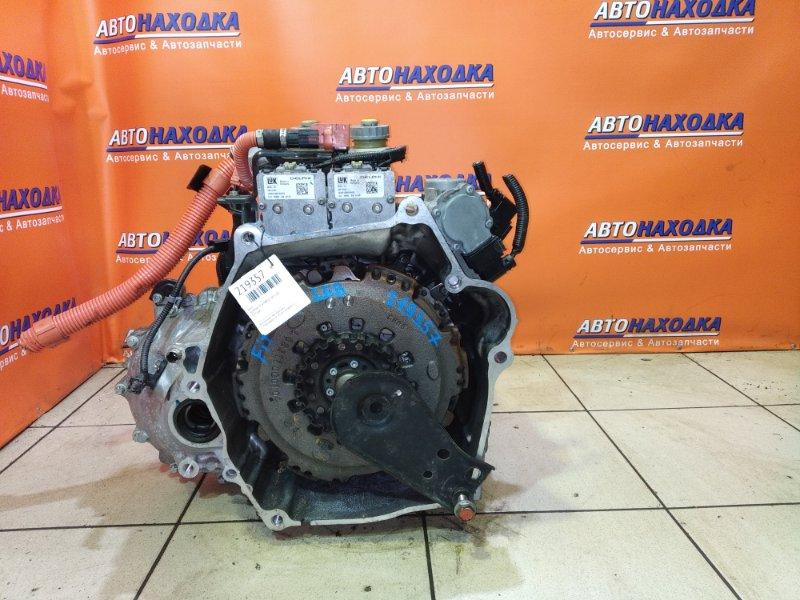 Акпп Honda Fit Hybrid GP5 LEB 2014 DCT, 31T.KM, GP5-3003721