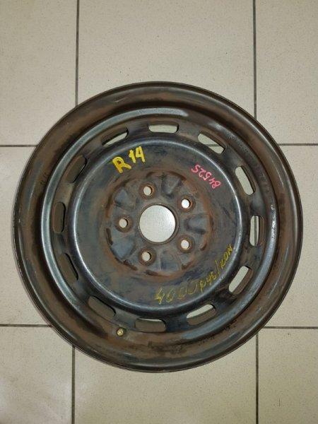 Колесо Toyota Corona Premio ST210 комплект 4шт. диск 5*114 штамповка d.14