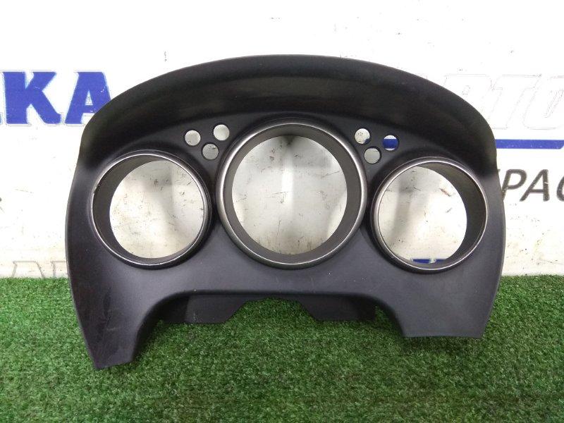 Козырек панели приборов Nissan Wingroad WFY11 QG15DE 2001 68240 WE000 2 модель