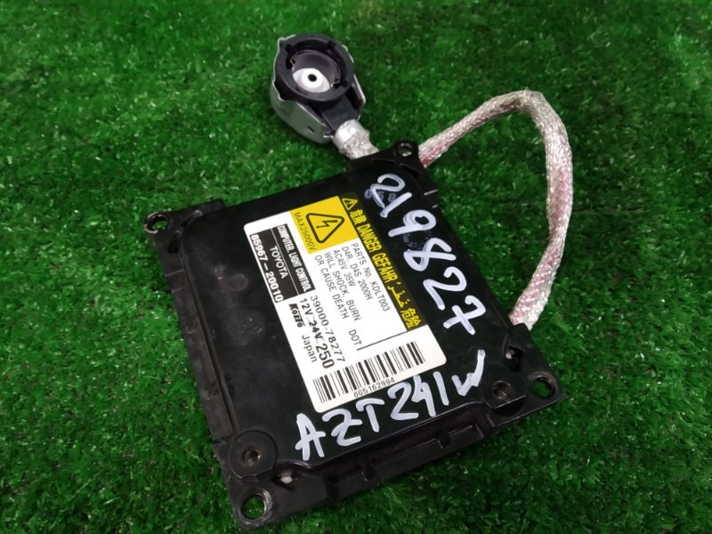 Блок розжига ксенона Toyota Caldina AZT241W 1AZ-FSE 85967-20010, 39000-78277 под лампу D4R/D4S, проверен
