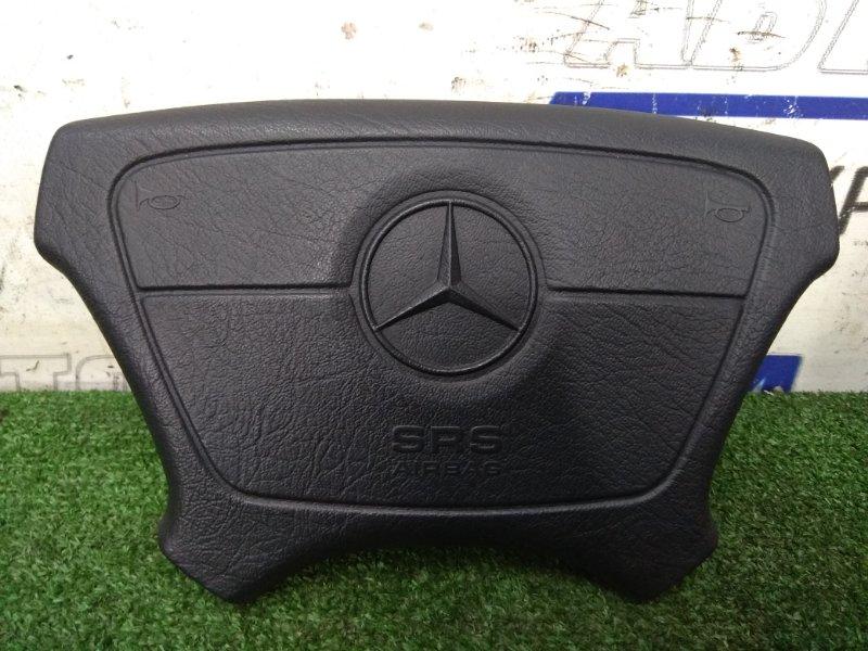Airbag Mercedes-Benz E320 210.265 M112 E32 1995 в 4-спицевый руль, 1 модель (дорестайлинг), без патрона,