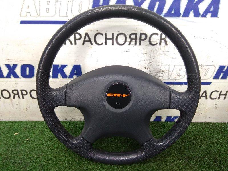 Руль Honda Cr-V RD1 B20B 1995 ХТС, простой, не под SRS airbag