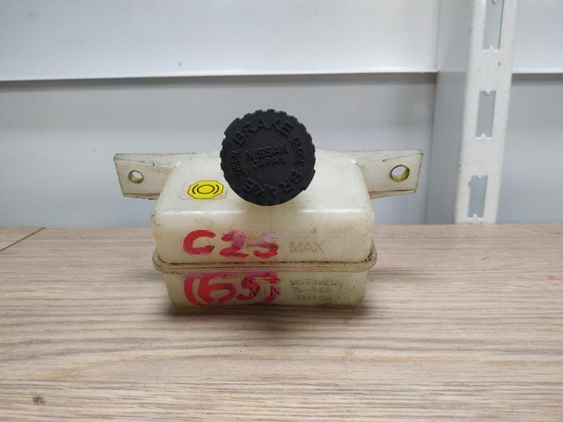 Бачок для тормозной жидкости Nissan Serena C25 MR20DE 2005