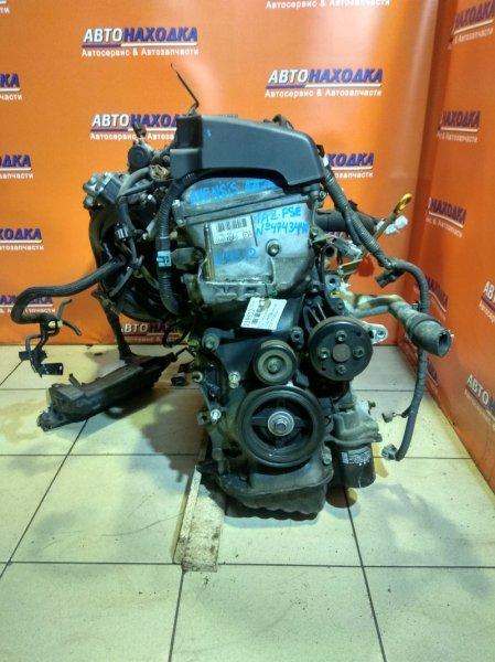Двигатель Toyota Wish ZNE1# 1AZ-FSE 01.2004 4743440 75 Т.КМ.БЕЗ НАВЕСНОГО, ЭЛЕКТРОДРОССЕЛЬ, ТНВД