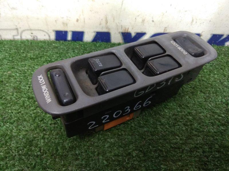 Блок управления стеклоподъемниками Suzuki Cultus GD31S G16A 1995 передний правый передний правый,
