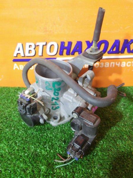Заслонка дроссельная Toyota Alphard ANH10 2AZ-FE ТРОСОВАЯ. ДПДЗ 89452-33030. ХХ 22270-28020.