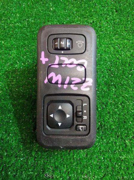 Блок управления зеркалами Mitsubishi Colt Z25A 4G19 8608-A009 + КОРРЕКТОР ФАР