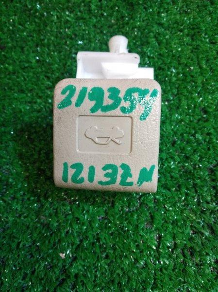Ручка открывания капота Toyota Porte NNP1# 1NZ-FE 06.2002 SPACIO NZE121,