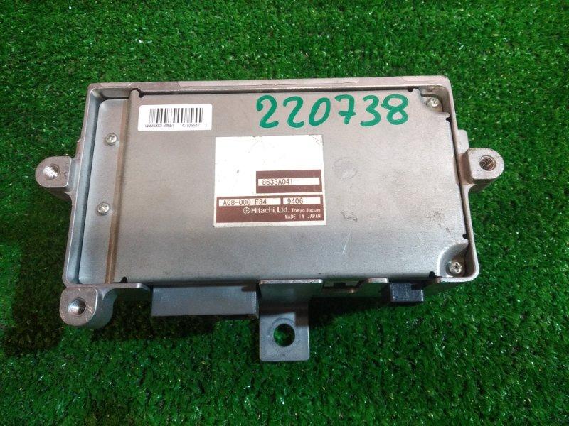 Блок управления рулевой рейкой Mitsubishi Colt Z25A 4G19 A68000F34