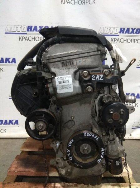 Двигатель Toyota Mark X Zio ANA10 2AZ-FE 2007 B638497, 19000-0H330 № B638497 2008 г.в. Пробег 130 т.км. ХТС. Без