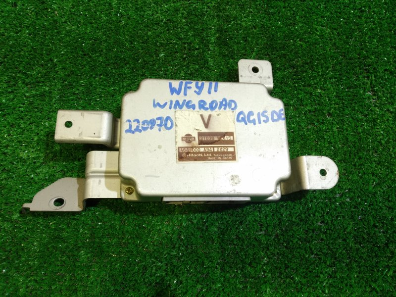 Блок управления Nissan Wingroad WFY11 QG15DE 31036-WE415 УПРАВЛЕНИЕ КПП