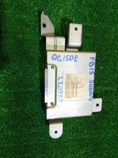 Блок управления Nissan Sunny FB15 QG15DE 31036-6N001, A64-050 A76 УПРАВЛЕНИЕ КПП