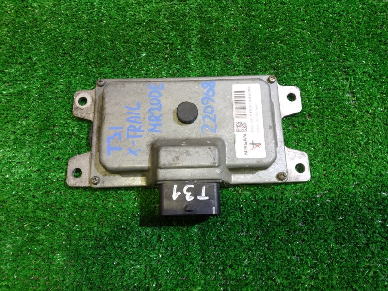 Блок управления Nissan X-Trail T31 MR20DE 31036-JG01D, ETC54-361N A1 0402 УПРАВЛЕНИЕ КПП
