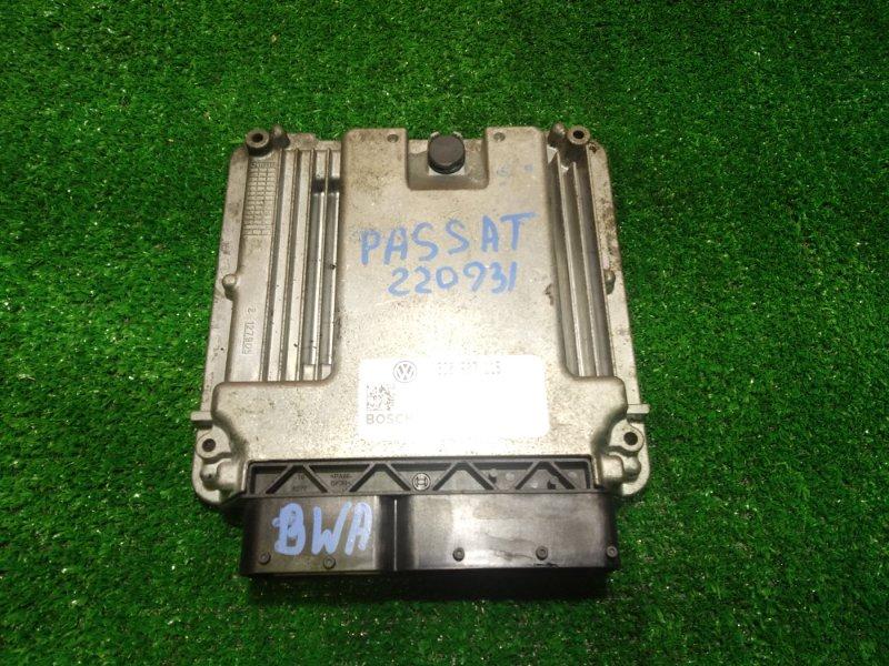 Компьютер Volkswagen Passat 3C5 BWA 05.2006 3C0907115, 0261S02105