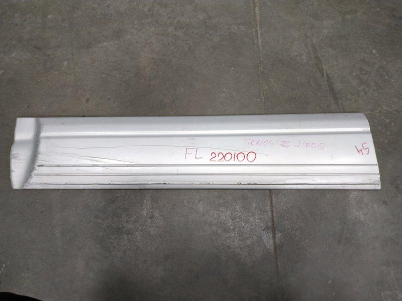 Накладка на дверь Daihatsu Terios J100G HC-EJ 1997 передняя левая 75736-37401
