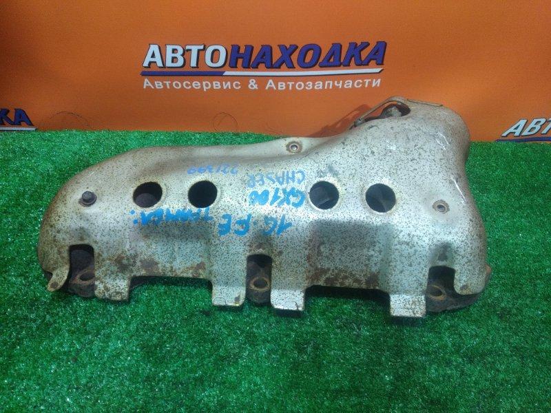 Коллектор выпускной Toyota Chaser GX100 1G-FE ТРАМБЛЁРНЫЙ