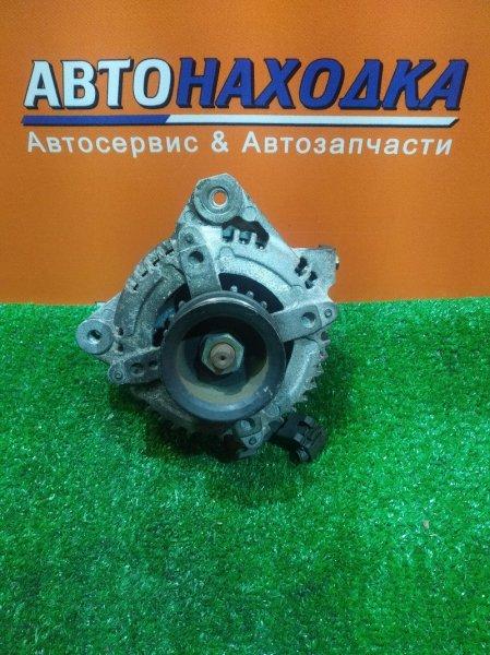 Генератор Toyota Alphard ANH10 2AZ-FE 05.2002 27060-28240, 104210-3361, 4 КОНТАКТА, КВАДРАТНАЯ ФИШКА. 12V, 130A,