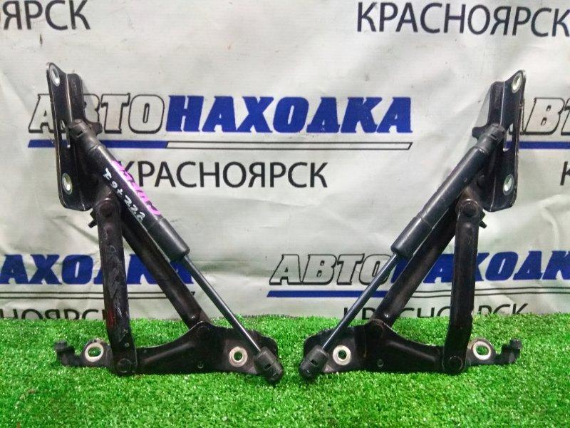 Кронштейн багажника Mazda Atenza GHEFP LF-VE 2008 задний GS1D52720B, GS1D52710B, GS1D56930C, GS1E56930B пара L+R в