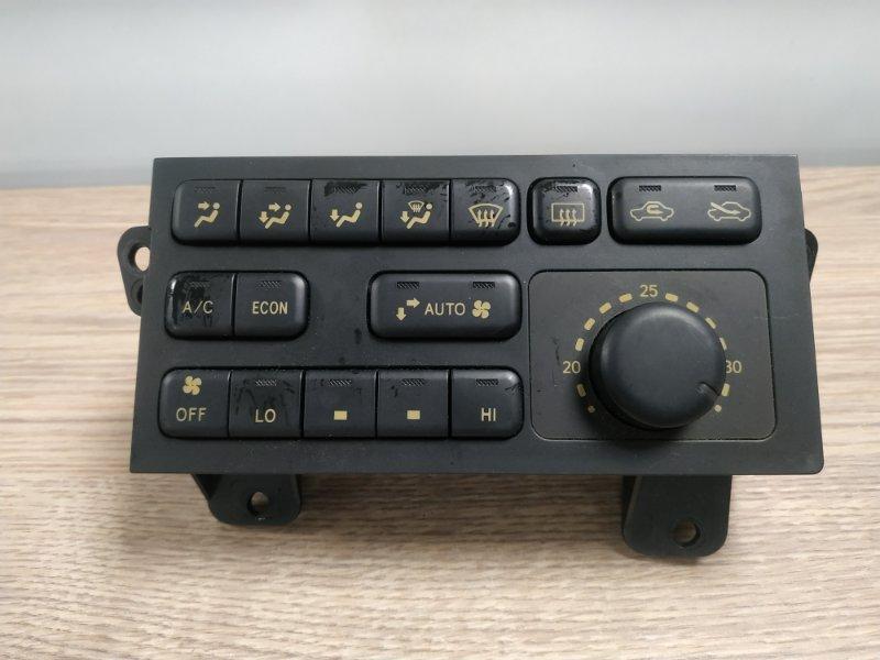 Климат-контроль Toyota Corona Exiv ST202 3S-FE 1993 электронный