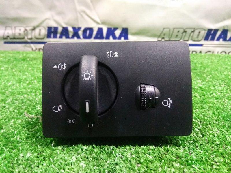 Переключатель света Ford Fiesta CBK FYJA 2005 1356217, 6S6T-13A024-BA правый руль