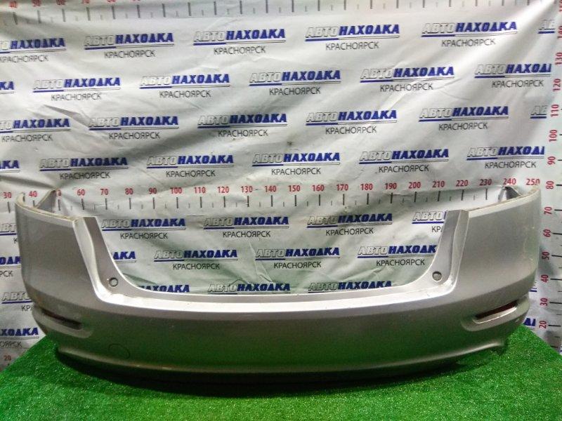 Бампер Toyota Mark X Zio ANA10 2AZ-FE 2007 задний задний