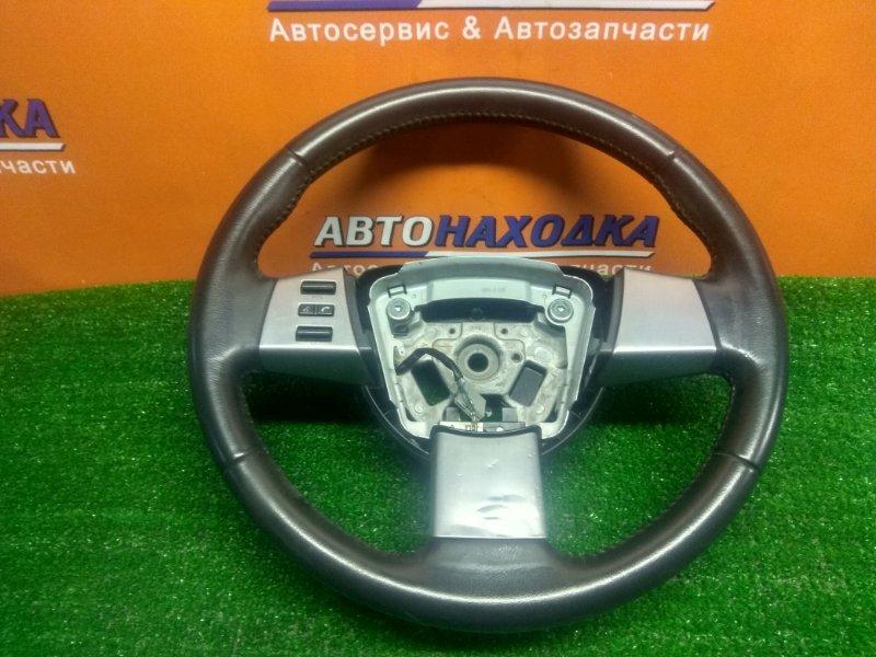Руль Nissan Murano TZ50 БЕЗ ПОДУШКИ, МУЛЬТИРУЛЬ