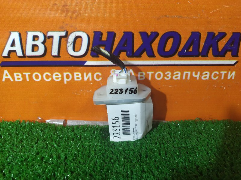 Реостат печки Nissan Liberty RM12 QR20DE