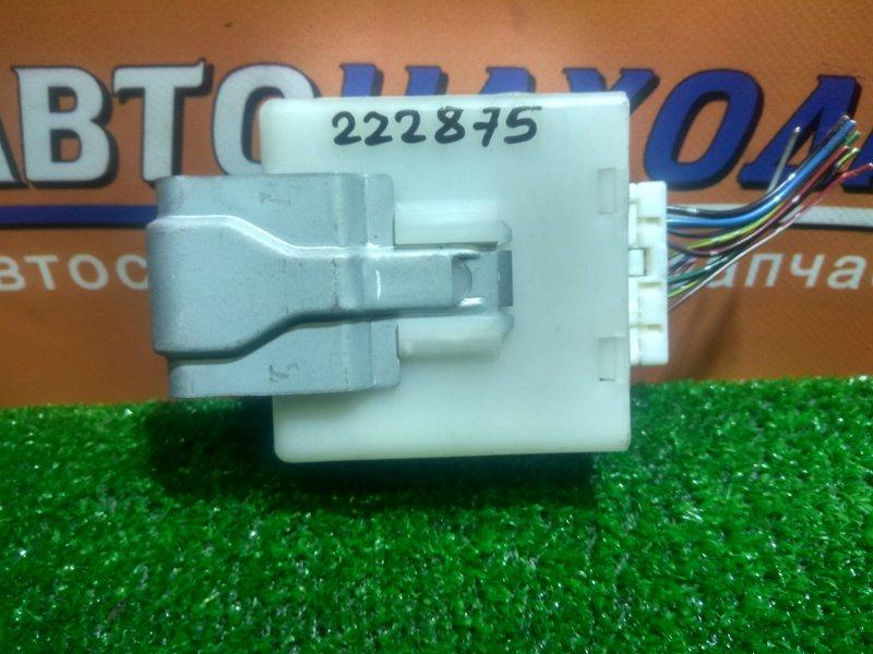 Блок управления дверьми Nissan Wingroad WFY11 QG15DE 28595-4M415 блок управления дверями