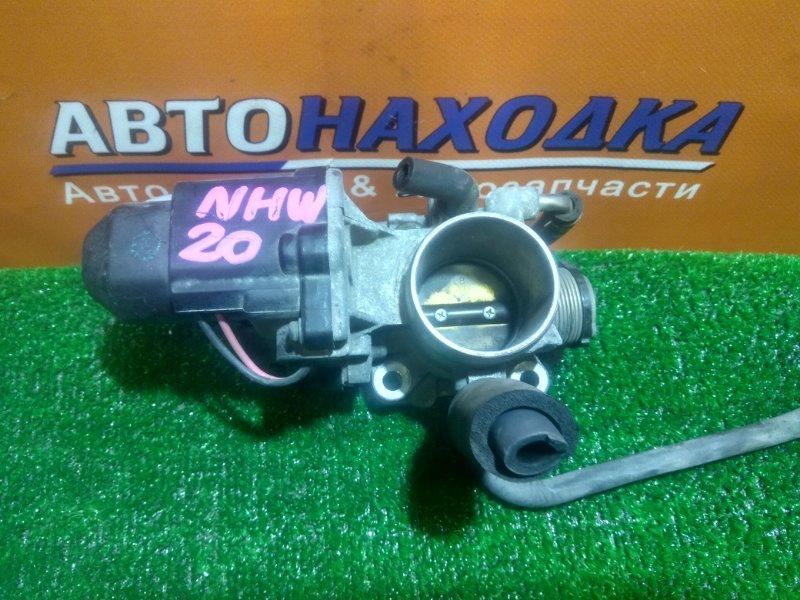 Заслонка дроссельная Toyota Prius NHW20 1NZ-FXE 89452-30150