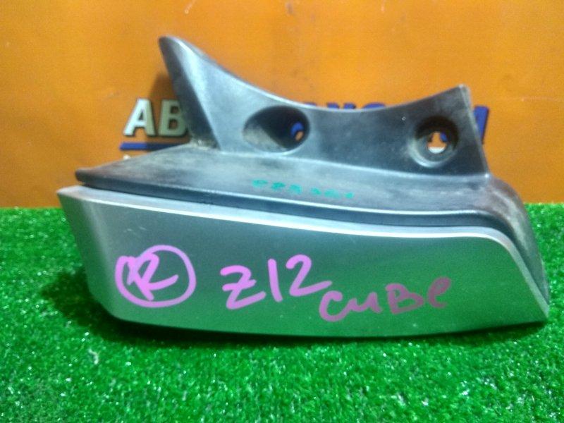 Планка задняя Nissan Cube Z12 задняя правая 781261FA0A