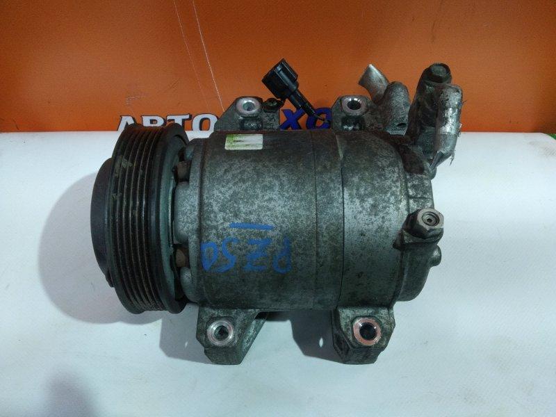 Компрессор кондиционера Nissan Murano TZ50 QR20DE 926009Y60A