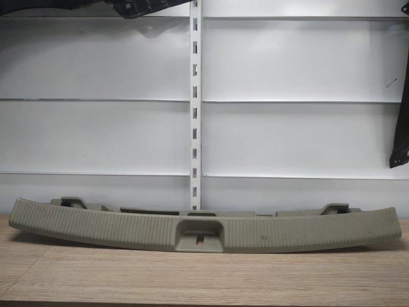 Накладка багажника Toyota Camry Gracia SXV20W 5S-FE задняя 58387-33050, 58387-33050-B0 накладка замка