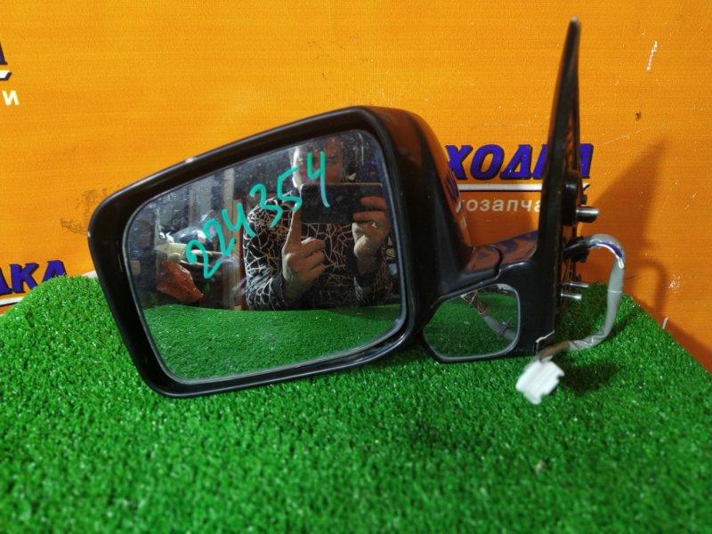 Зеркало Nissan Murano TZ50 QR20DE левое КАМЕРА. 13 К