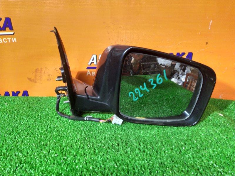 Зеркало Nissan Murano TZ50 QR20DE правое 7 К
