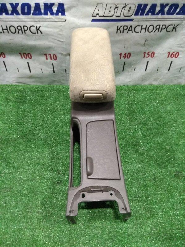 Подлокотник Nissan Bluebird Sylphy FG10 QG15DE 2000 969206N100, 969106N000 бардачок между передних сидений с