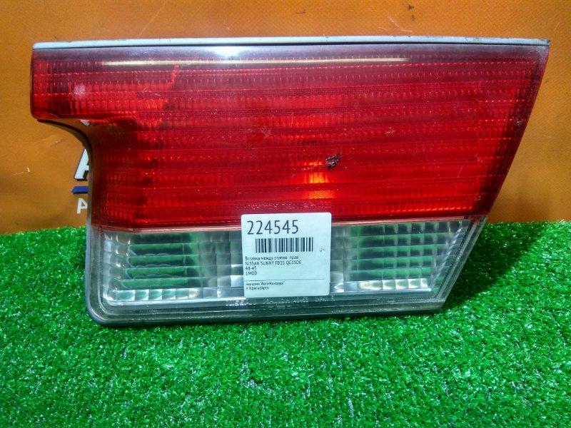 Вставка между стопов Nissan Sunny FB15 QG15DE правая 48-45 1MOD