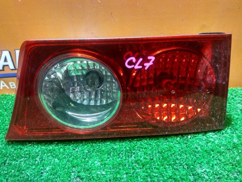 Вставка между стопов Honda Accord CL7 K20A левая P3214 В КРЫШКУ БАГАЖНИКА
