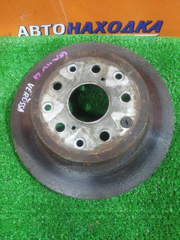 Диск тормозной Toyota Altezza GXE10 1G-FE задний RN1485 Ф291, T10, CD62, H62.2, 5*114.3, VEROSSA GX110,