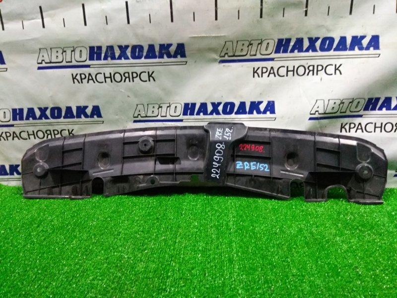 Накладка на телевизор Toyota Corolla Rumion ZRE152N 2ZR-FE 2007 передняя верхняя 53141-12210 на верх рамки