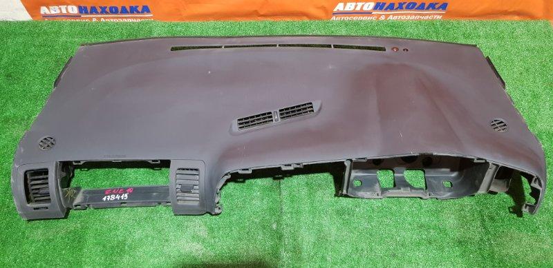 Торпеда Toyota Wish ZNE10 1ZZ-FE 2001 Верхняя панель, AIRBAG. цельный!