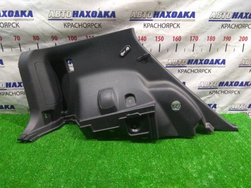 Обшивка багажника Toyota Corolla Rumion ZRE152N 2ZR-FE 2007 задняя левая нижняя 64740-12360-B0 боковая, левая