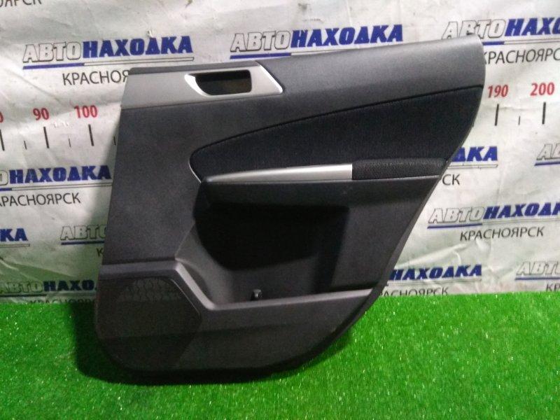 Обшивка двери Subaru Forester SH5 EJ20-T 2007 задняя правая 94220SC640AR RR