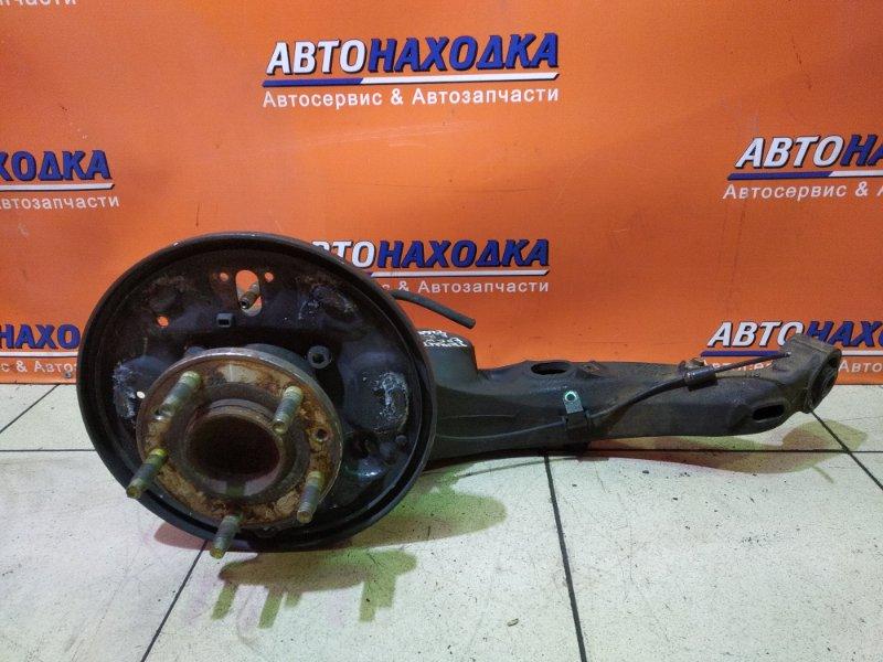 Ступица Mazda Tribute EPEW YF-DE задняя правая ABS, +ПРОДОЛЬНЫЙ РЫЧАГ