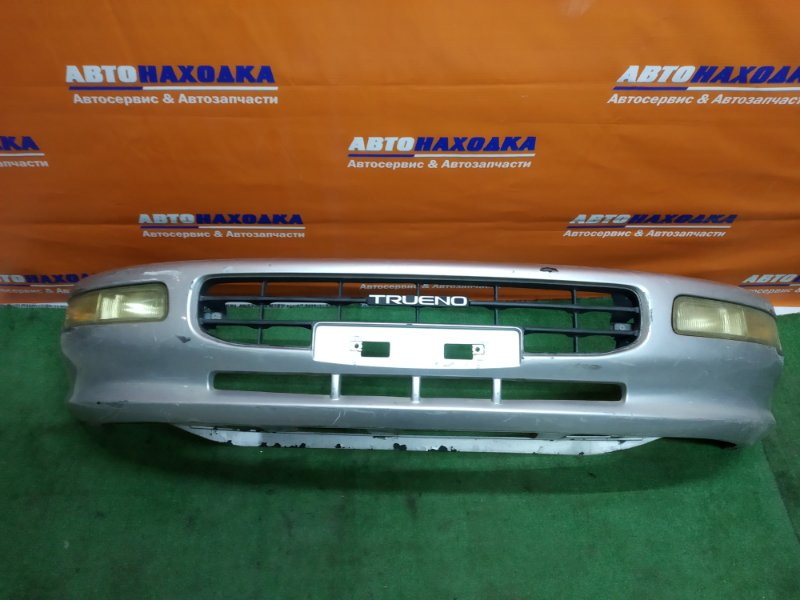 Бампер Toyota Sprinter Trueno AE100 5A-FE передний серый+повторители 12-399 2 мод 93-95 гг. Под покраску