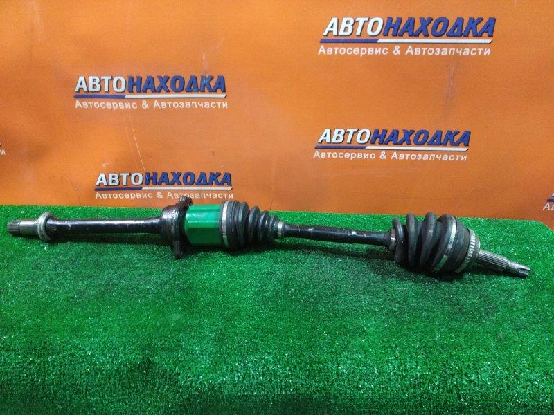 Привод Toyota Alphard ATH10 2AZ-FXE передний правый ABS, ПОДВЕСНОЙ,