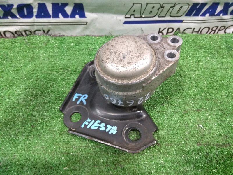 Подушка двигателя Ford Fiesta CBK FYJA 2005 передняя правая 1822433, 2S616F012AD, 1146866 правая