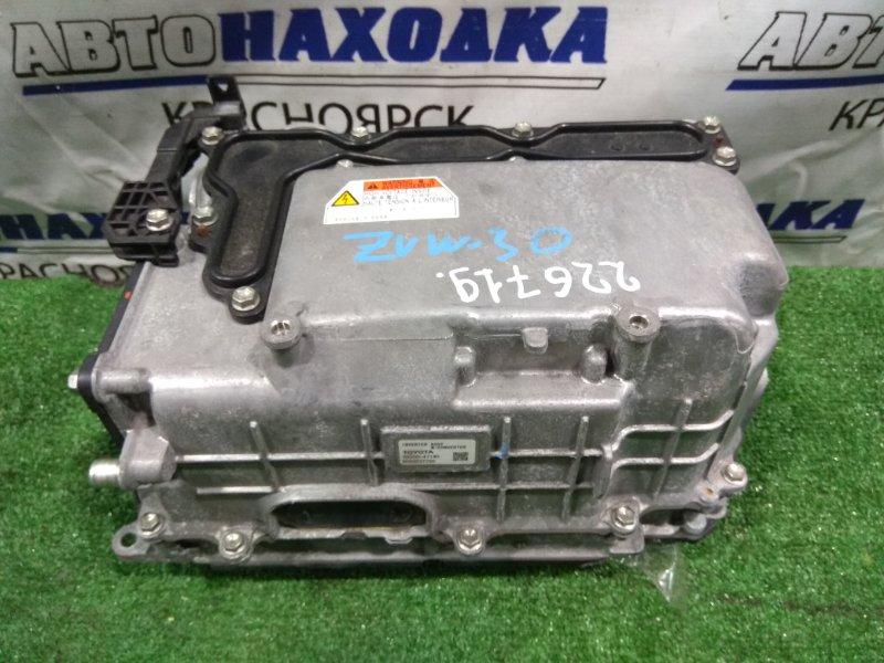 Инвертор Toyota Prius ZVW30 2ZR-FXE 2009 G9200-47140 С аукционного авто. ХТС. Пробег 79 т.км