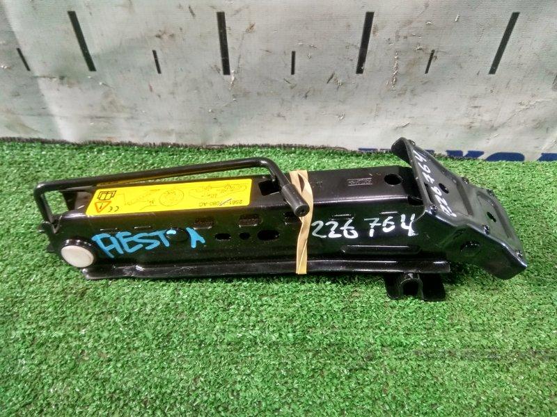 Домкрат Ford Fiesta CBK FYJA 2005 2S6117080AC с ручкой