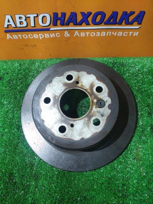 Диск тормозной Toyota Camry CV30 2C-T задний RN1486 Ф269, T10, CD62, H65, 5*114.3, НЕ ВЕНТ, WINDOM MCV20,