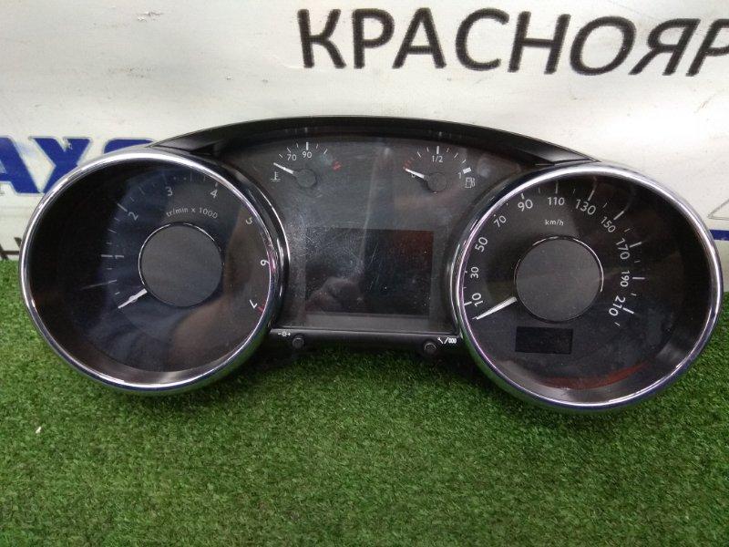 Щиток приборов Peugeot 5008 EP6CDT 2009 9677785180 A/T, с фишками